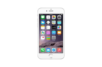 Apple iPhone 6 A1586 128GB Silver [Excellent Grade]