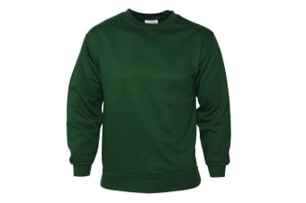 Absolute Apparel Mens Sterling Sweat (Non-standard Navy) (S)