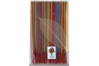 Something Different Mixed Incense Sticks (Multicoloured) (One Size)