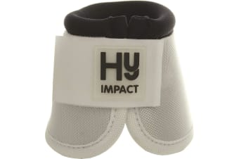 HyIMPACT Pro Over Reach Boots (One Pair) (White)