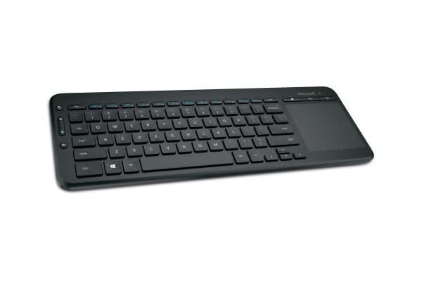 Microsoft Wireless All-in-One Media Keyboard (N9Z-00028)