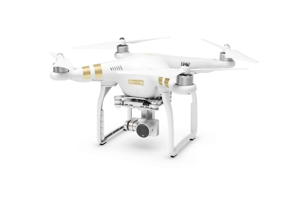 DJI Phantom 3 4K with Integrated UHD 4K Stabilised Camera and FREE 64GB MicroSD