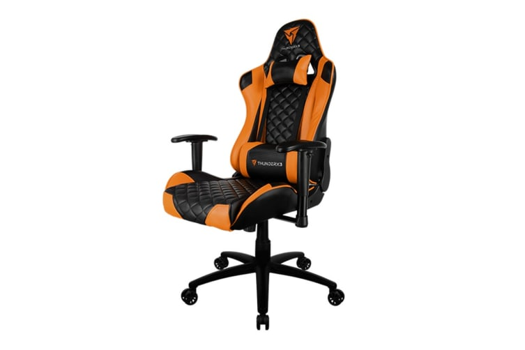 ThunderX3 TGC12 Series Gaming Chair - Black/Orange