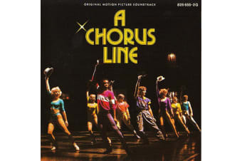 Various - A Chorus Line - Original Motion Picture Soundtrack MUSIC CD NEW SEALED