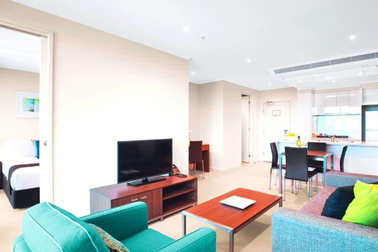 MELBOURNE: 2 Nights at Melbourne Short Stay Apartments ...