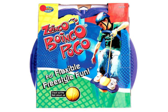Zoingo Boingo Pogo - Bright Colours