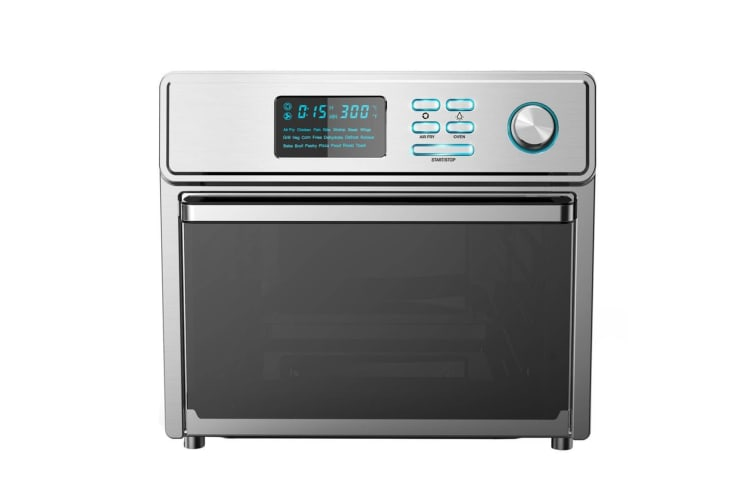 25L Electric 1700W Air Fryer/Convection Oven Bake/Toast/Grill/Dehydrate/Air Fry