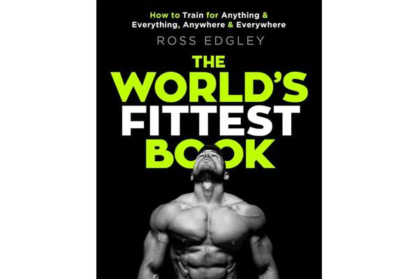The World's Fittest Book - The Sunday Times Bestseller from the Strongman Swimmer