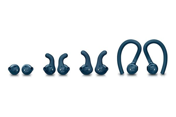 Philips ActionFit Sports Headphones with Mic - Blue (SHQ1405BL)