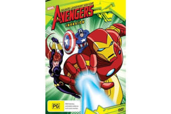 The Avengers: Earth's Mightiest Heroes! - Invasion