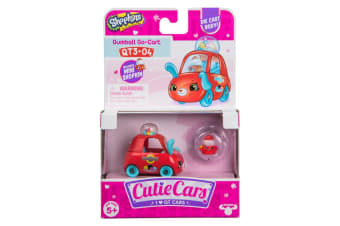 Shopkins Cutie Cars - Gumball Go-Cart