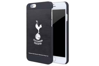 Tottenham Hotspur FC iPhone 6/6S Aluminium Case (Black) (One Size)