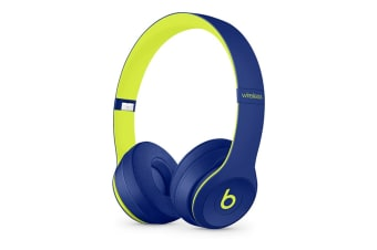 Beats Solo3 Wireless Headphones (Pop Indigo)