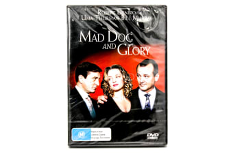 Mad Dog And Glory - Rare- Aus Stock DVD PREOWNED: DISC LIKE NEW