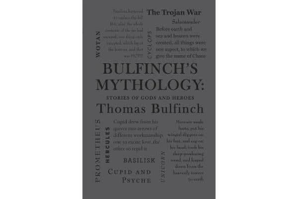 Bulfinchs Mythology Stories Of Gods And Heroes Stories Of Gods
