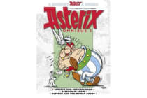 Asterix: Omnibus 5 - Asterix and the Cauldron, Asterix in Spain, Asterix and the Roman Agent