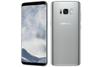 Samsung Galaxy S8 - Silver 64GB – As New Condition Refurbished