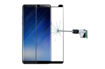 For Samsung Galaxy Note 8 Screen Protector Tempered Glass Film 9H Hardness Black
