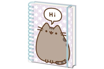Pusheen Notebook (Multi) (One Size)