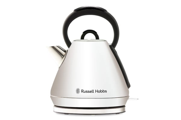 Russell Hobbs Heritage Vogue Kettle - White (RHK52WHI)