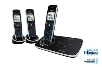 Uniden ELITE DECT Bluetooth Digital Cordless Phone System (3 Phones)