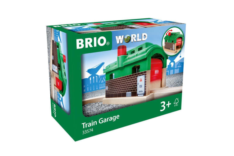 Brio Destination Train Garage