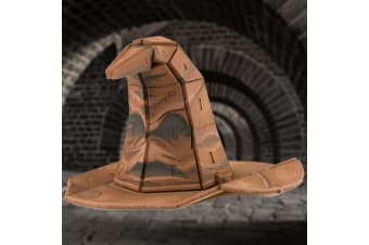 DIY Sorting Hat 3D Model!   Official Harry Potter Collectable