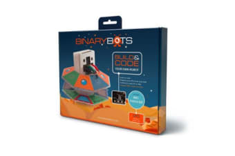 BinaryBots Education STEM Binary Bots UFO Bundle Teach Computing and STEM with BinaryBots