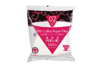 Hario V60-02 - 200 Filter Papers