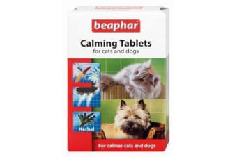 Beaphar Cat And Dog Calming Tablets (May Vary)
