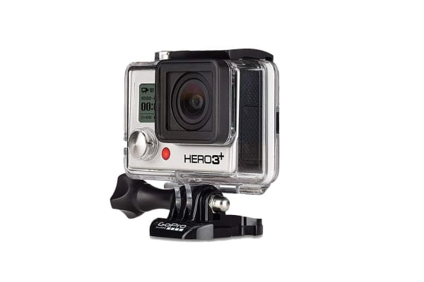 GoPro Hero 3+ (Black) - Refurbished
