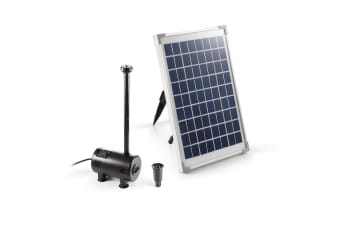 10w Solar Power Fountain Garden Pond Pool Water Pump