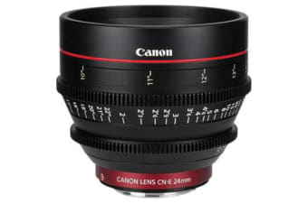 New Canon CN-E 24mm T1.5 L F Lens (FREE DELIVERY + 1 YEAR AU WARRANTY)