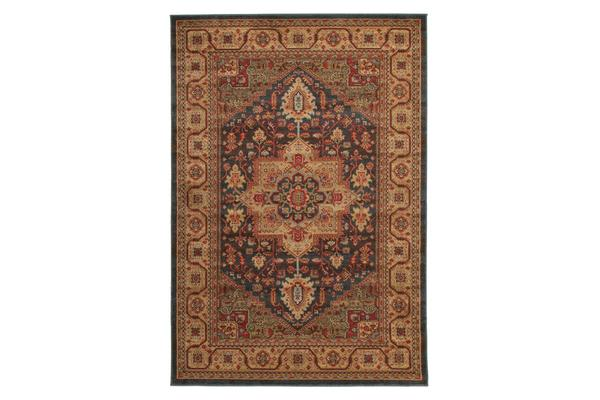 Antique Heriz Design Rug Multi 400x300cm