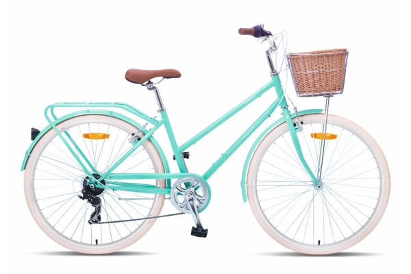 "Progear Ladies 17"" Pomona Retro Bike (Mint)"