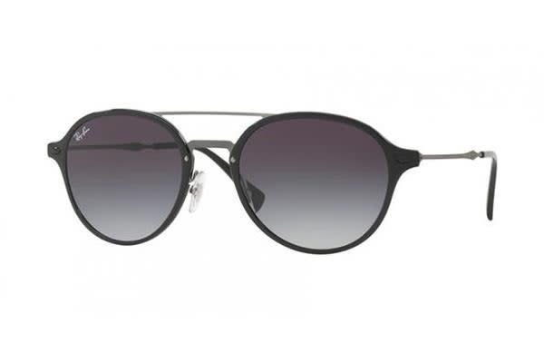 Ray-Ban RB4287 55mm - Black (Grey Gradient lens) Unisex Sunglasses