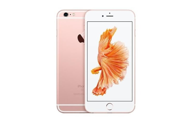 iPhone 6s - Rose Gold 64GB - Refurbished As New Condition