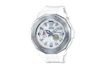 Casio Baby-G Ana-Digital Watch - White/Silver (BGA225-7A)