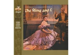 Rodgers & Hammerstein – The King And I: Original Motion Picture Soundtrack NEW