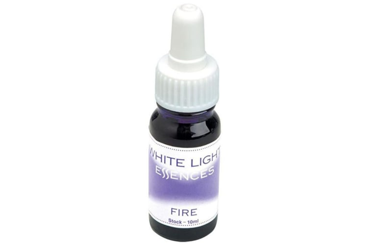 Australian Bush White Light Fire Essence 10ml