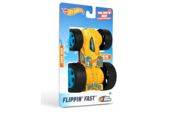 Hot Wheels Flippin' Fast - Yellow