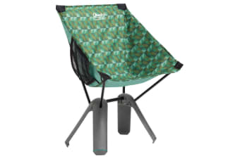 Thermarest Quadra Chair Sleep Seating Cilantro Print