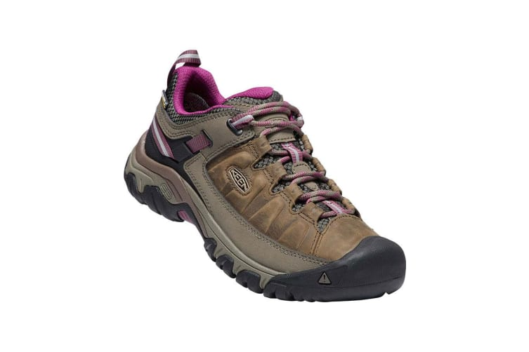 Keen Targhee III WP Womens Weiss Boysenberry - 11