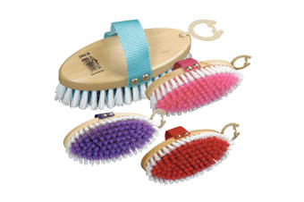 Vale Brothers Horse Body Brush (Blue) (One Size)