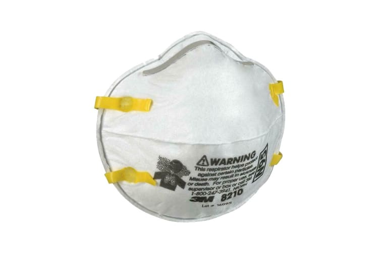 3M N95 8210 Particulate Respirators (20 Pack)