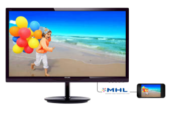 "Philips 28"" Full HD 1920x1080 Monitor (284E5QHAD)"