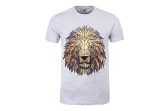 Unorthodox Collective Mens Mufasa T-Shirt (Grey)