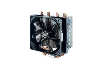 Coolermaster Hyper T4 Universal Cooler 4 Direct Heat Pipes 120 Mm Fan