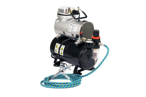 1/6HP Air Compressor 20-23L/Min. with 3 Litres Tank