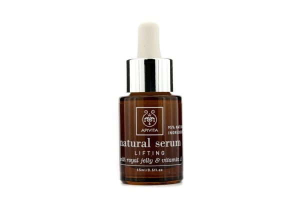 Apivita Natural Serum - Lifting with Royal Jelly & Vitamin A (15ml/0.5oz)
